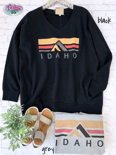 Plus Idaho Sweatshirt