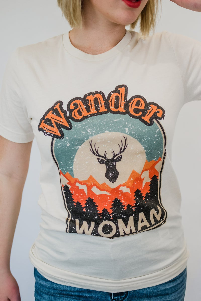 Wander Woman Graphic
