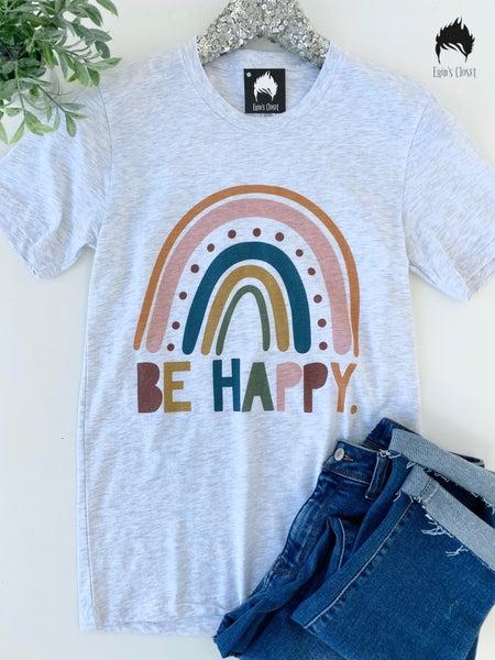 .*Erin's Closet* Be Happy Graphic