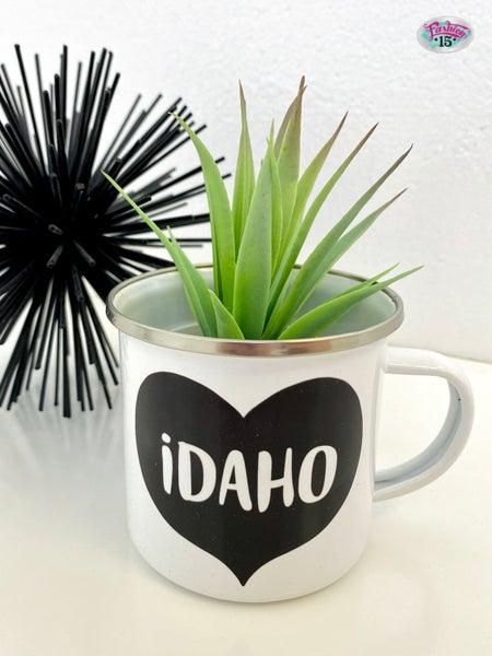 Idaho Heart Mugs