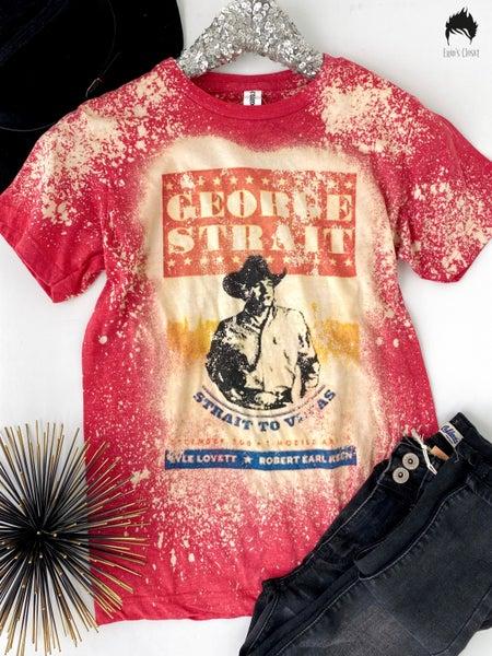 .*Erin's Closet* George Strait Vintage Graphic