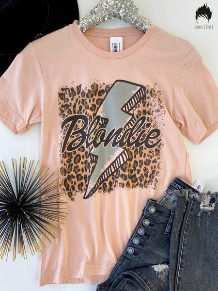 .*Erin's Closet* Blondie Graphic *Final Sale*