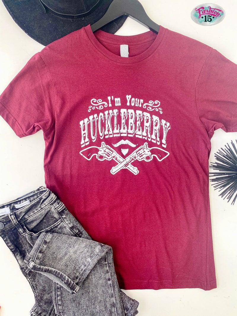 Huckleberry Graphic