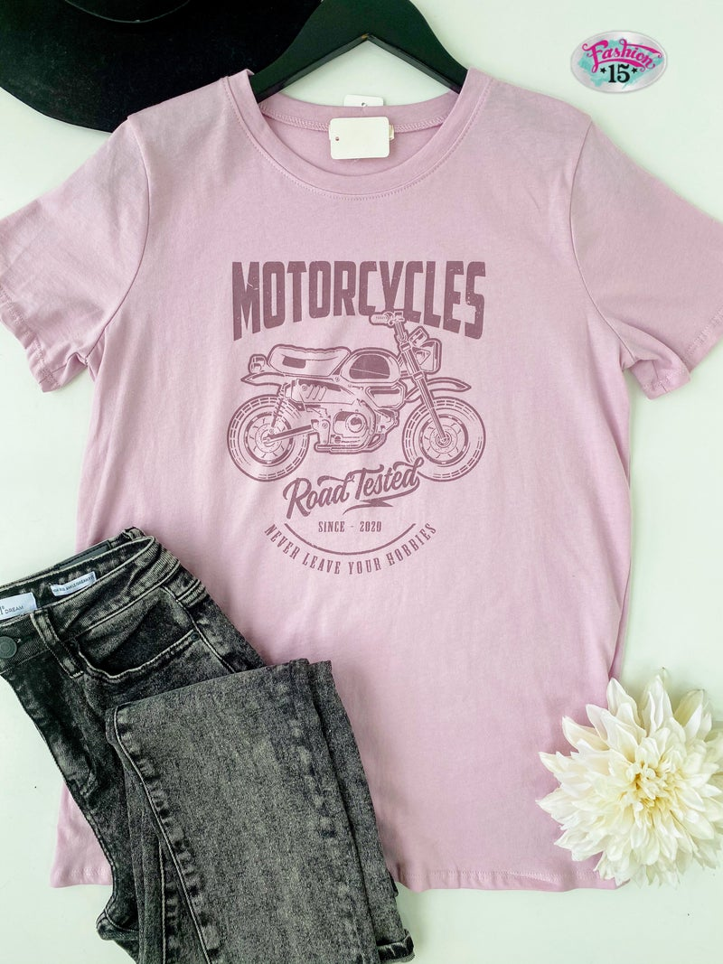 Motorcycle Graphic