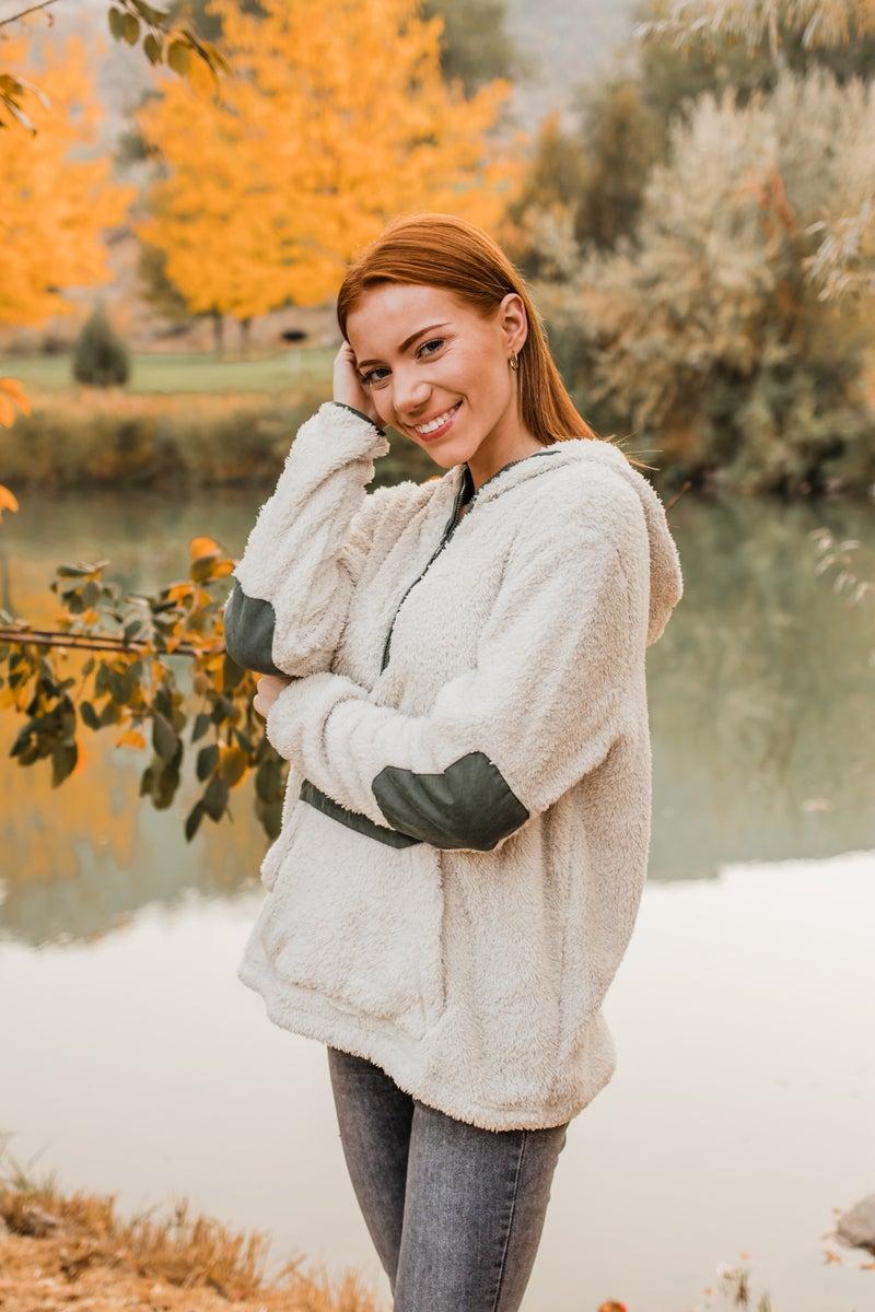 Super Soft Pullover w/ Pocket
