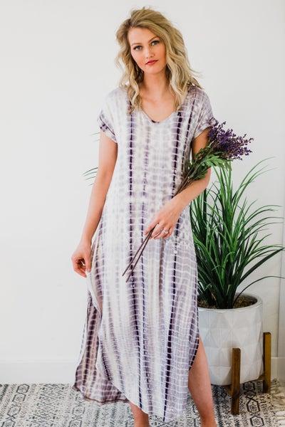 Tye Dyed Maxi Dress