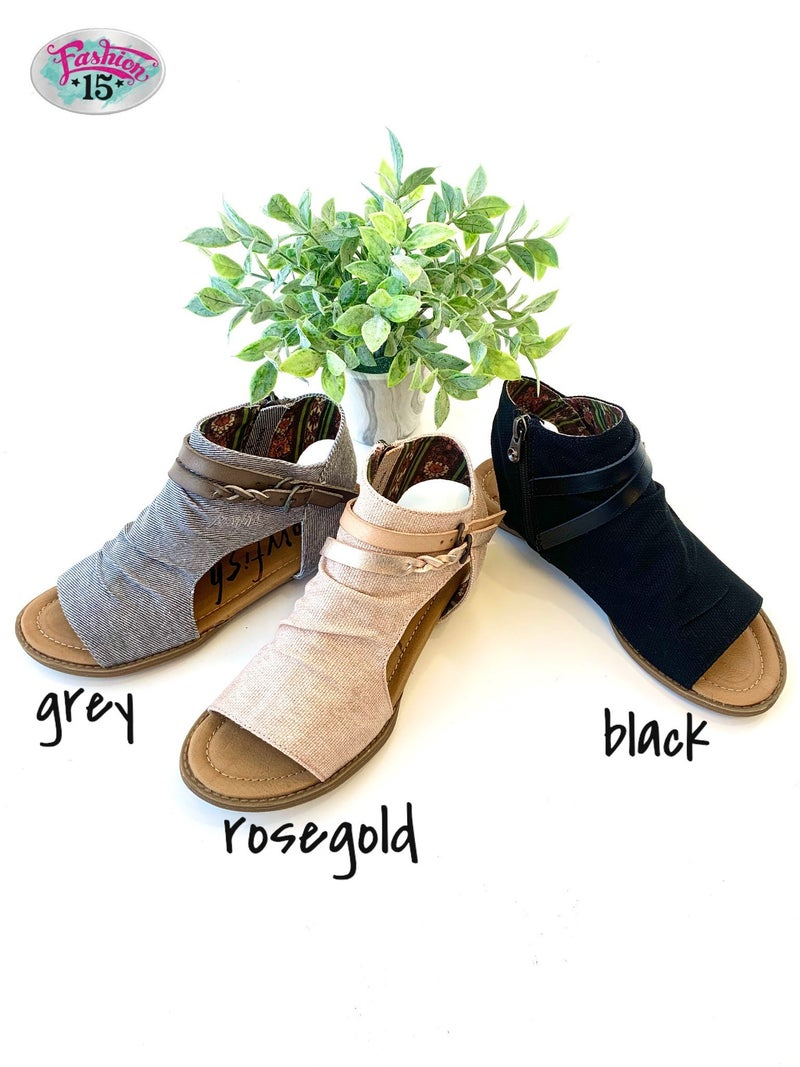 BLOWFISH Trio Canvas Shoe