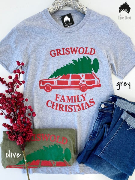 .*Erin's Closet* Griswold Family Christmas *Final Sale*