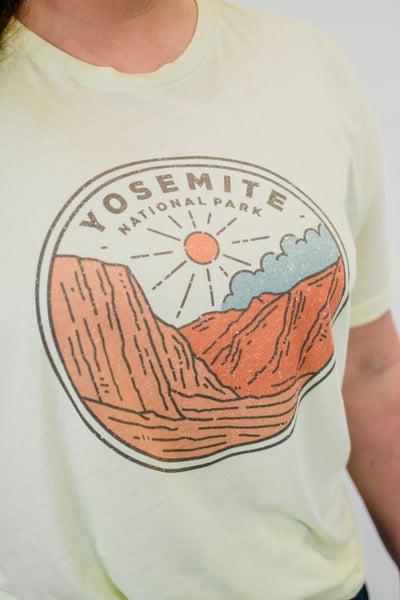 ~Yosemite Graphic