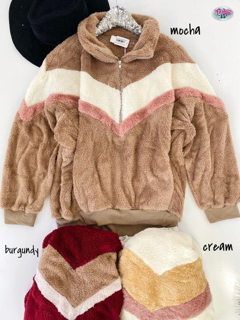.Plus Super Soft Pullover