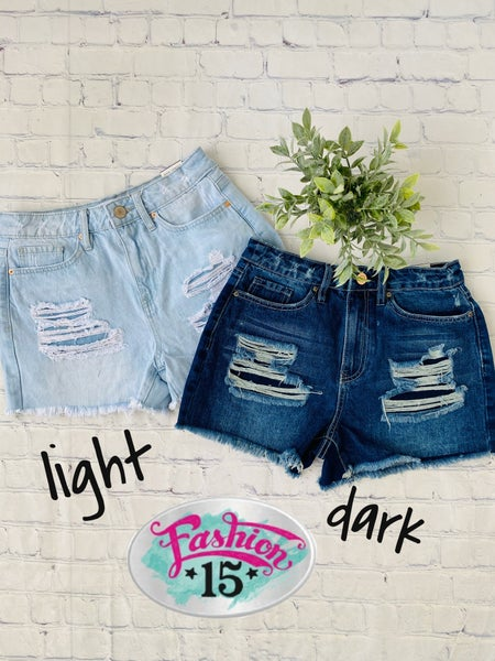 Dream Fit Denim Shorts