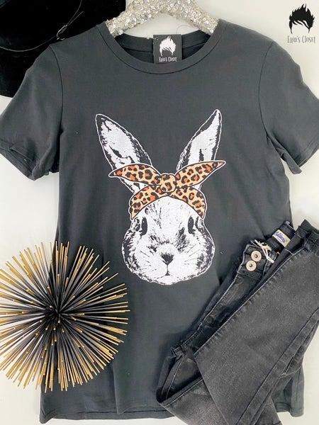 .~*Erin's Closet* Bunny Rabbit Graphic *Final Sale*