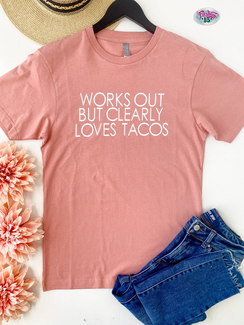 Love Tacos Graphic