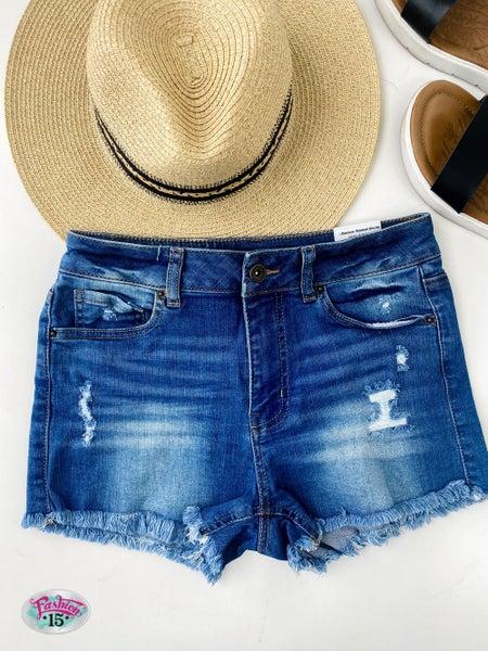 ~Medium Washed Shorts