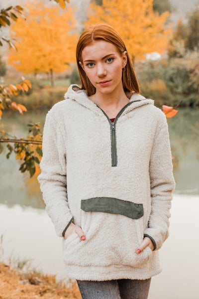 Super Soft Pullover w/ Pocket
