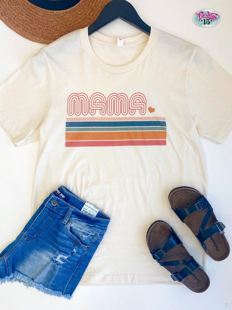 Retro Mama Graphic
