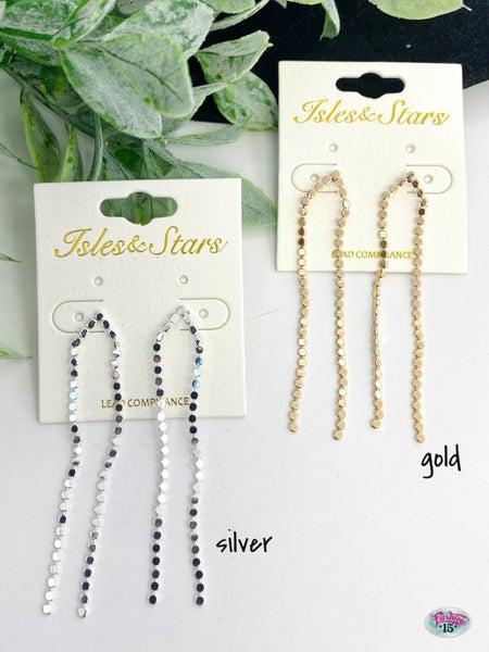 .Chain Earring