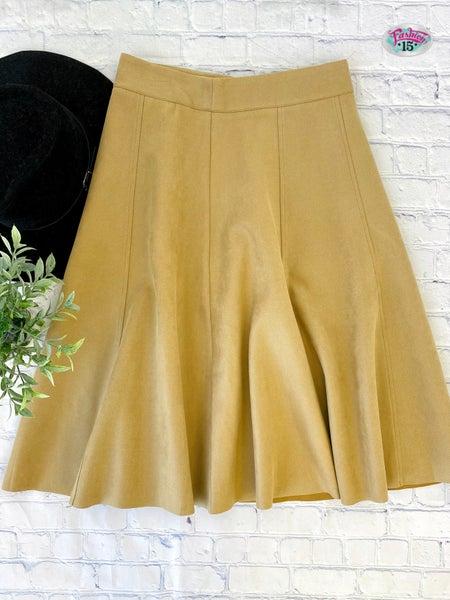 Twill Goal Skirt