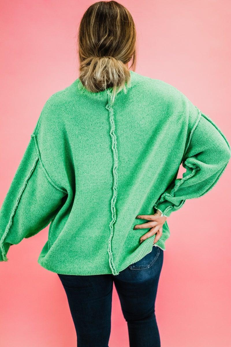 Soft Round Neck Sweater