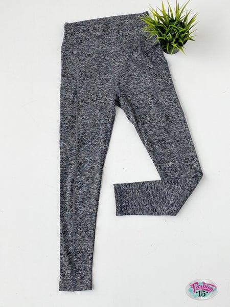 Heathered Grey Leggings
