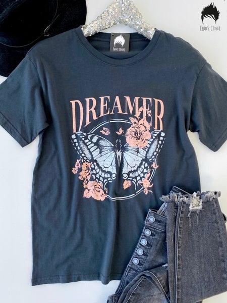 .*Erin's Closet* Dreamer Butterfly Graphic *Final Sale*