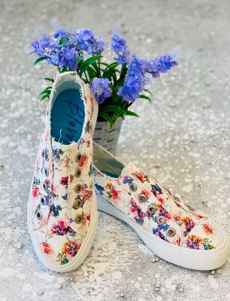 BLOWFISH Floral Slip On Shoe