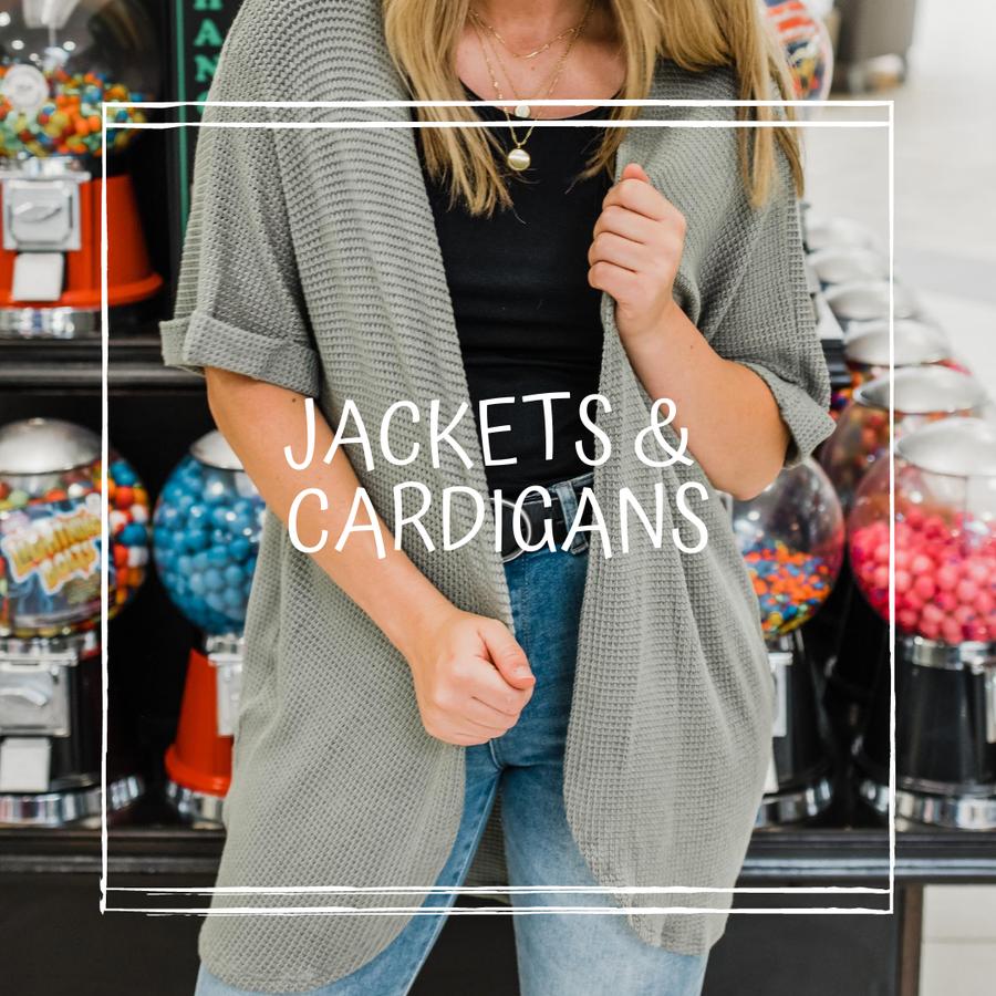 Jackets & Cardigans