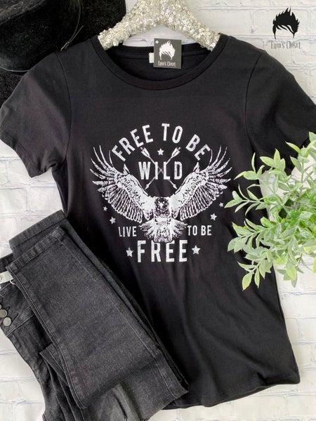 .*Erin's Closet* Free to be Wild *Final Sale*