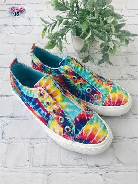 Blowfish Tie Dye Canvas Shoes