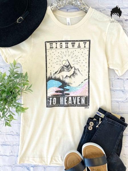 *Erin's Closet* Highway to Heaven Graphic *Final Sale*