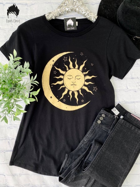 .*Erin's Closet* Celestial Graphic *Final Sale*