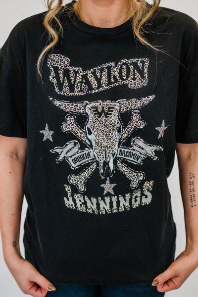Waylon Jennings Graphic