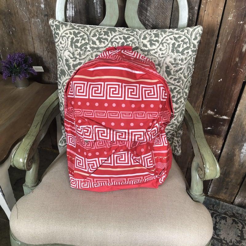 Cute Patterned Back Packs (GA2)
