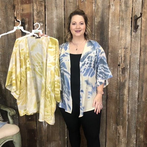 Tie Dye Kimono (GA2)