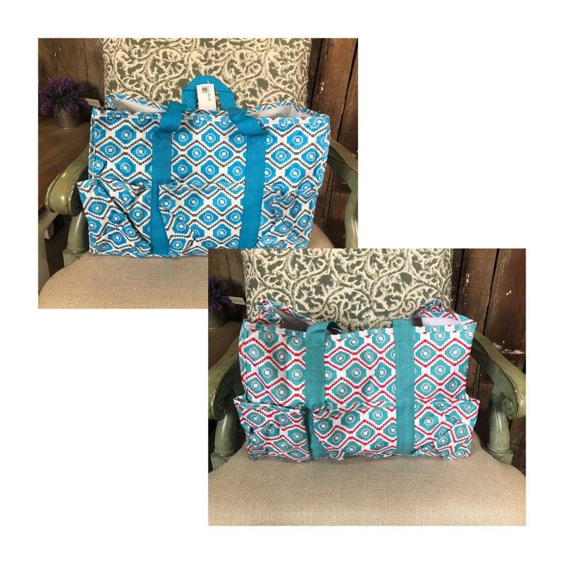 """19"""" Five Pocket Tote Bag (GA2)"""
