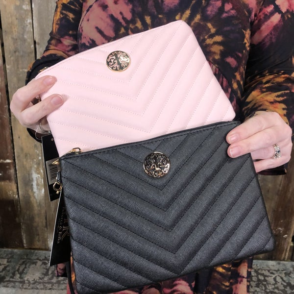 Quilted Wristlet(GA2)