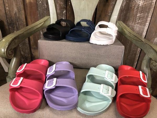 Double Strap Sandals(GA2)