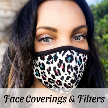 Custom Face Covers and Filters