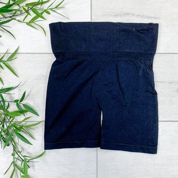 Seamless Shaper Shorts, Black *Final Sale*