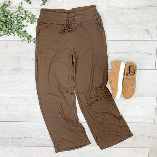 Lounge Pants - MOCHA