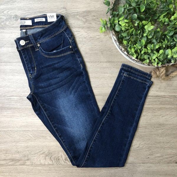 Mid Rise Skinny Jean, Medium
