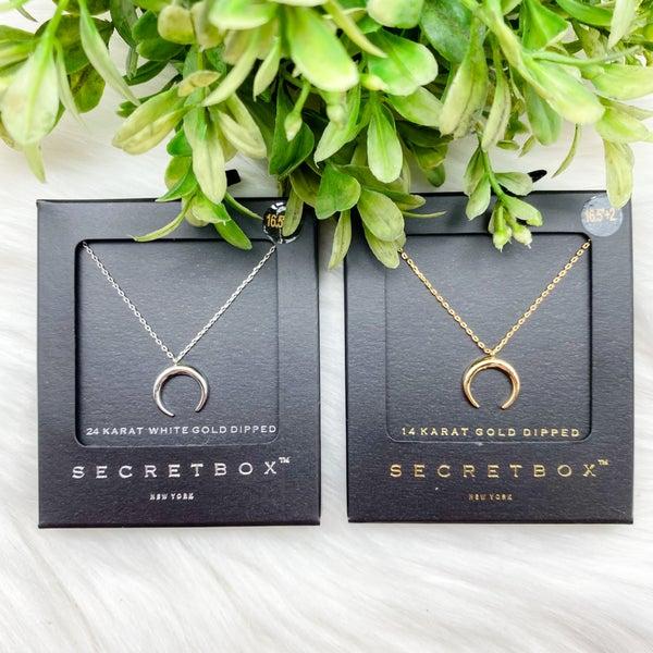 Horn Short Necklace