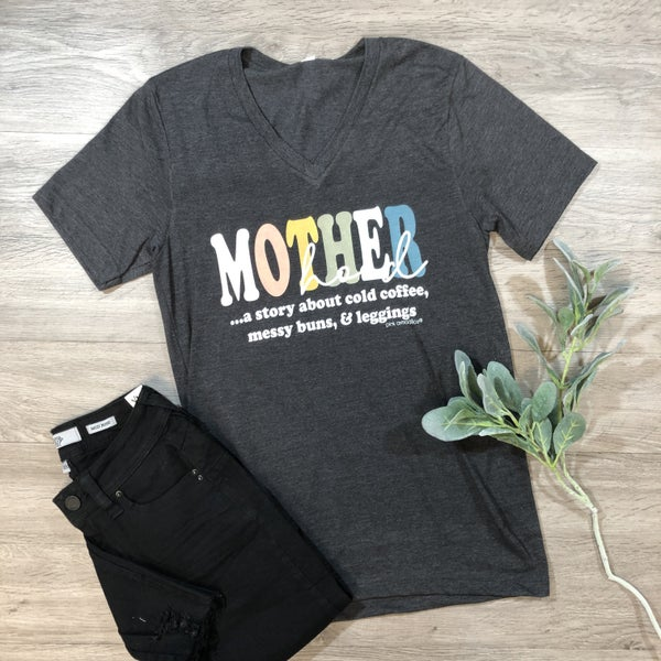 *Kendra's Collection* Motherhood Graphic Tee