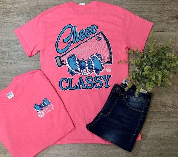 GG-Cheer T-Shirt, Pink