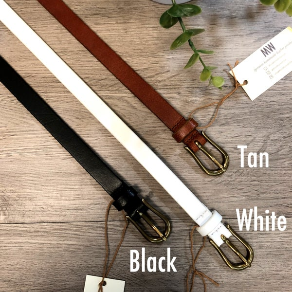 *Kendra's Collection* Skinny Belt