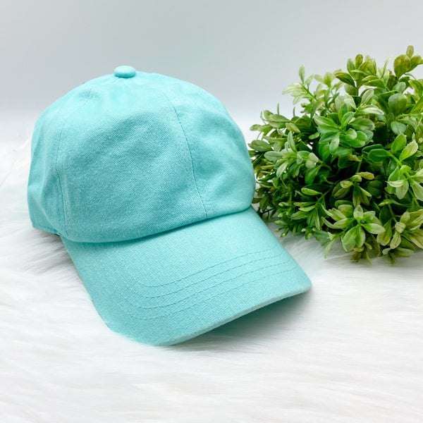 Solid Hat, Mint