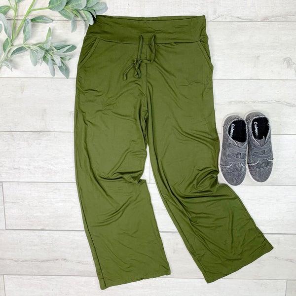 Lounge Pants - OLIVE