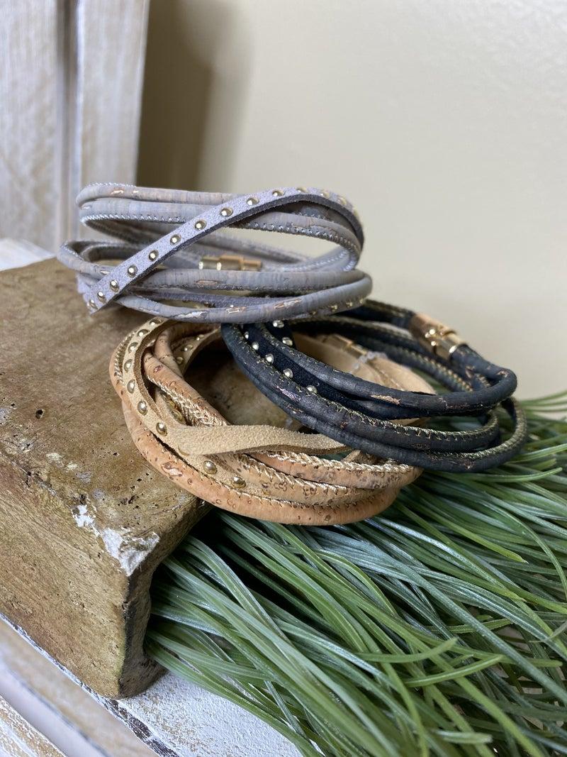 All wrapped up bracelet