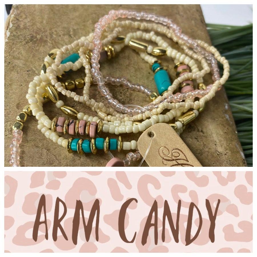 Arm Candy (bracelets)