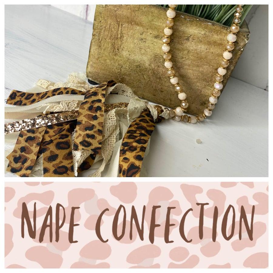Nape Confection  (necklaces)